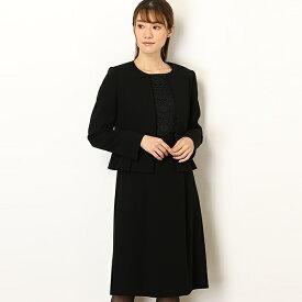 【ブラックフォーマル】スーツ/インディヴィ/東京ソワール/インディヴィ(ブラックフォーマル)(INDIVI)