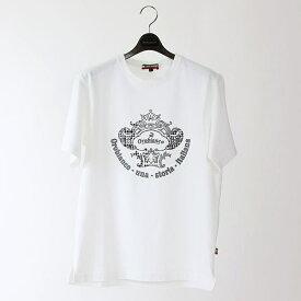 コロナロゴ半袖Tシャツ/オロビアンコ(カジュアル)(Orobianco)