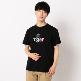 Tiger インクジェットプリントTシャツ/フレディ&グロスター レディース(FREDY&GLOSTER)