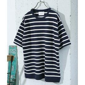 メンズTシャツ(鹿の子ショートスリーブTシャツ)/アーバンリサーチ ドアーズ(メンズ)(URBAN RESEARCH DOORS)