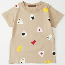 nico hrat/ニコフラート おにぎり Tシャツ/A BAG OF CHIPS(A BAG OF CHIPS)