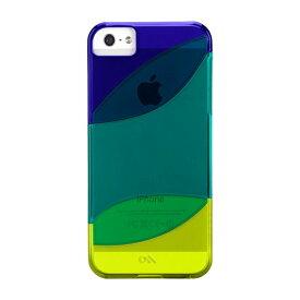 iPhone SE対応ケース Colorways Blue/Emerald/GreenGreen/ケースメイト(Case-Mate)