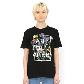 【ユニセックス】Tシャツ/プレスドフラワー/グラニフ(graniph)
