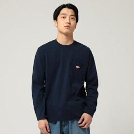 DANTON / ポケット ロング スリーブ Tシャツ/ビームス(BEAMS)