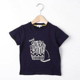 【80-130cm】ジャンクフードTシャツ/シューラルー(キッズ)(SHOOLARUE Kids)