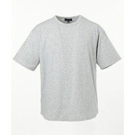 【洗える】カラーネップ Tシャツ/シェアパーク メンズ(SHARE PARK MENS)