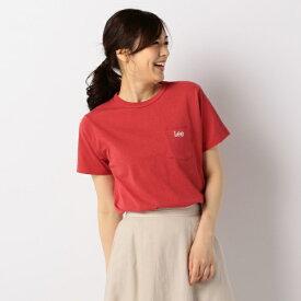 【Lee/リー】POCKET Tシャツ LT2541/フレディ&グロスター レディース(FREDY&GLOSTER)