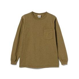 Goodwear / ポケット ロングスリーブTシャツ/ビームス(BEAMS)