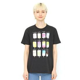 【ユニセックス】Tシャツ/ヴァリアスアイスクリーム/グラニフ(graniph)