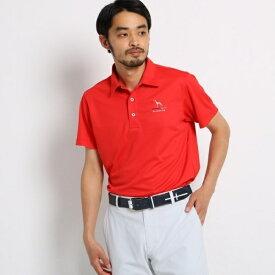 【\10000(本体)+税】【吸水速乾】【UVカット】半袖ポロシャツ メンズ/アダバット(メンズ)(adabat(Mens))