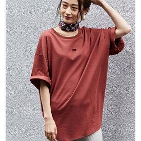 【Lee×ViS】チュニックロゴプルオーバー/ビス(ViS)