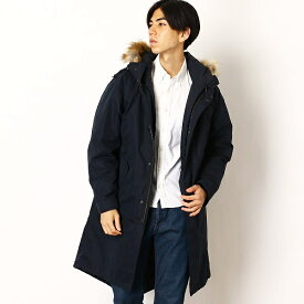 【19AW】MEN FISHTAIL PARKA/フレッドペリー(メンズ)(FRED PERRY)
