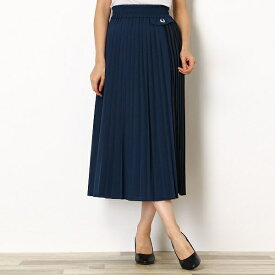 MESH PLEATED SKIRT/フレッドペリー(レディス)(FRED PERRY)