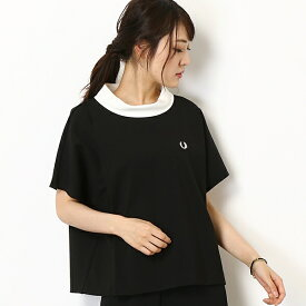 【19AW】ROLLNECK TOPS/フレッドペリー(レディス)(FRED PERRY)