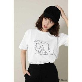 JERZEES ディズニーキャラクターTシャツ/ローズバッド(ROSE BUD)