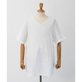 メンズシャツ(AUGUSTE PRESENTATION リネン半袖プルオーバー)/アーバンリサーチ(メンズ)(URBAN RESEARCH)