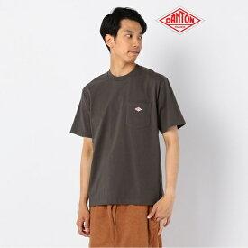 【DANTON/ダントン】ポケット付Tシャツ #JD−9041/フレディ&グロスター メンズ(FREDY&GLOSTER)