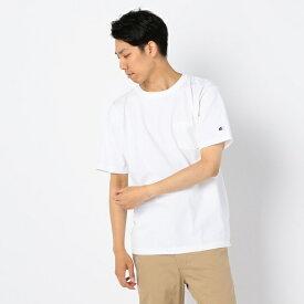 【Champion/チャンピオン】T1011 ポケット付き US Tシャツ/フレディ&グロスター メンズ(FREDY&GLOSTER)