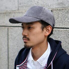 FORONE / コーデュロイ ロングビル キャップ/ビームス(BEAMS)