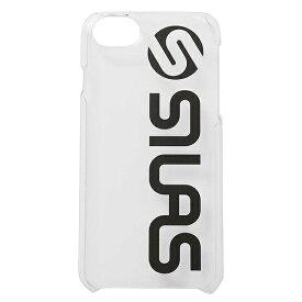 CLEAR LOGO SMARTPHONE CASE/サイラス(SILAS)