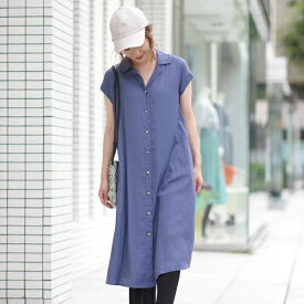 【socolla】開襟シャツワンピース/メイソングレイ(MAYSON GREY)