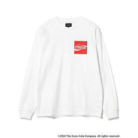Coca Cola by BEAMS / Have a Coke ロングスリーブ Tシャツ/ビームス(BEAMS)