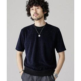 【19AW】カラーリングクルーネックTシャツ/ナノ・ユニバース(メンズ)(nano universe)