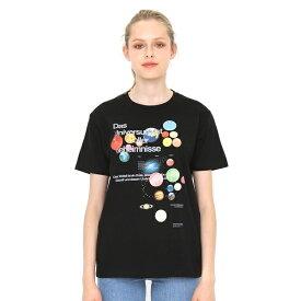 【ユニセックス】Tシャツ/スペースバウンシーボール/グラニフ(graniph)