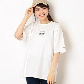 3連ロゴビッグTシャツ/アーノルドパーマー タイムレス(レディース)(arnold palmer timeless)