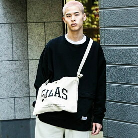 COLLEGE SACOSHE/サイラス(SILAS)