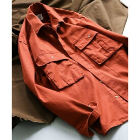 メンズシャツ(ユーティリティシャツ)/アーバンリサーチ ドアーズ(メンズ)(URBAN RESEARCH DOORS)