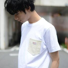 【女性にもオススメ】SMITH別注コーデュロイポケットTシャツ/コーエン(メンズ)(coen)