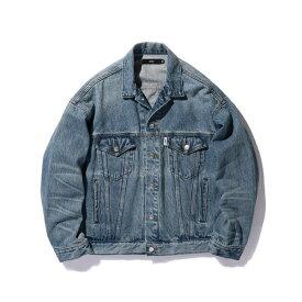 VAPORIZE / Used Denim Jacket/ビームス(BEAMS)