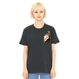 【ユニセックス】Tシャツ(刺繍加工)/チューチューアニマルズ/グラニフ(graniph)