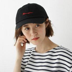 チャンピオン ロゴ刺繍 ローキャップ/ベース ステーション(レディス)(BASE STATION Ladies)
