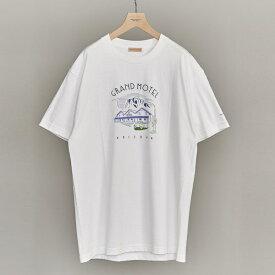 【別注】 <LES CINQ LETTRES.> MOTEL ARINONA/Tシャツ/ビューティ&ユース ユナイテッドアローズ(メンズ)(BEAUTY&YOUTH)