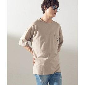カンゴール別注ポケットTシャツ/ウィゴー(メンズ)(WEGO)