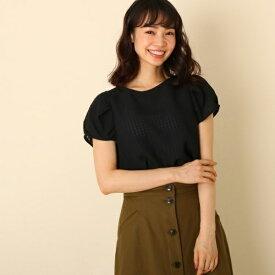 【WEB限定プライスWEB限定販売】INNOWAVE(イノウェーブ)シアーチェックシャツ/クチュールブローチ(Couture Brooch)