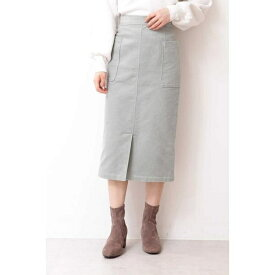《EDIT COLOGNE》コーデュロイナロースカート/プロポーションボディドレッシング(PROPORTION BODY DRESSING)