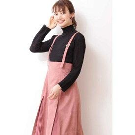 《EDIT COLOGNE》ワッシャーシアーニット/プロポーションボディドレッシング(PROPORTION BODY DRESSING)