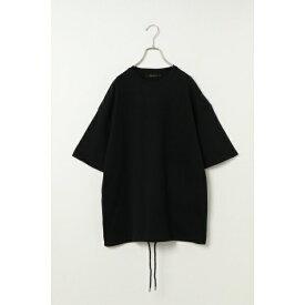 ミニ裏毛裾スピンドルビッグTシャツ/ヴァンスエクスチェンジ メンズ(VENCE EXCHANGE)