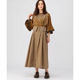 カラースカート/フラボア(FRAPBOIS)
