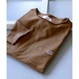 メンズTシャツ(裏毛ドロップショルダー)/アーバンリサーチ ドアーズ(メンズ)(URBAN RESEARCH DOORS)