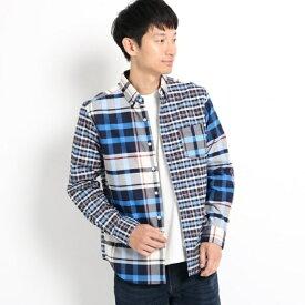 【MADE IN 長崎】オックスシャツ/ザ ショップ ティーケー(メンズ)(THE SHOP TK Mens)