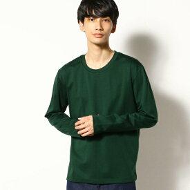 スーピマポンチ 長袖Tシャツ/コムサコミューン(COMME CA COMMUNE)