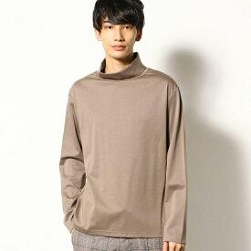 スーピマポンチ タートルネック Tシャツ/コムサコミューン(COMME CA COMMUNE)