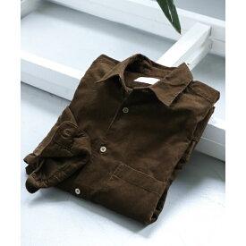 メンズシャツ(コーデュロイレギュラーカラーシャツ)/アーバンリサーチ ドアーズ(メンズ)(URBAN RESEARCH DOORS)