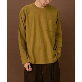 メンズTシャツ(FORK&SPOON 和紙天竺ロングスリーブTシャツ)/アーバンリサーチ ドアーズ(メンズ)(URBAN RESEARCH DOORS)