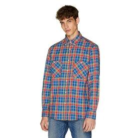 チェックシャツ/ベネトン メンズ(UNITED COLORS OF BENETTON)