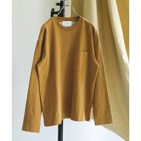 メンズTシャツ(OE天竺プレーティングロンTシャツ)/アーバンリサーチ ドアーズ(メンズ)(URBAN RESEARCH DOORS)